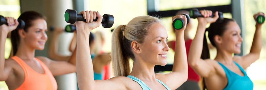 services d'entraîneur fitness